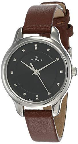 Titan Ladies Neo - Ii Analog Black Dial Women's Watch NM2481SL07/NN2481SL07