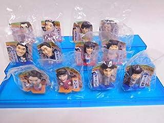 吉本興業フィギュア 全12種 伝説の吉本MANZAI アサヒビール 2005年 横山やすし 西川きよし ぼんちおさむ BB