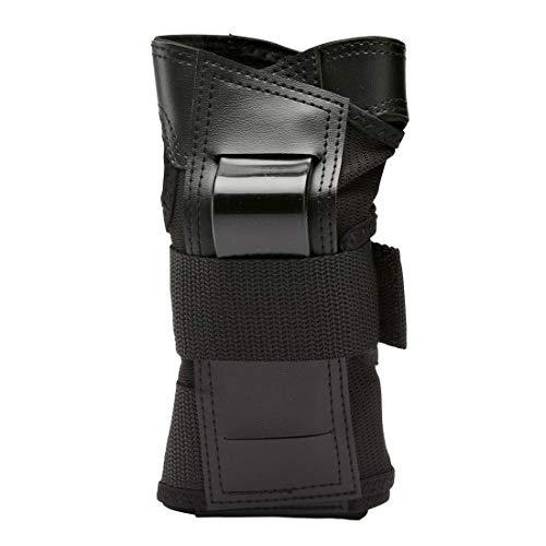 K2 Herren Inline Skates Schoner Prime M Wrist Guard, Handgelenkschoner - Prodektoren Skateboard Schutzausrüstung, schwarz, M, 3041501.1.1.M