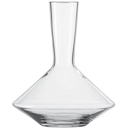 Schott Zwiesel 113745 Serie Pure Rotweindekanter 750 ml, Kristallglas, Drop Protect