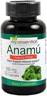 Anamu 100 Capsules 550 mg Petiveria Allicea