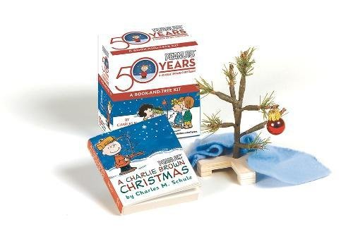 A Charlie Brown Christmas Kit: Book and Tree Kit (RP Minis)