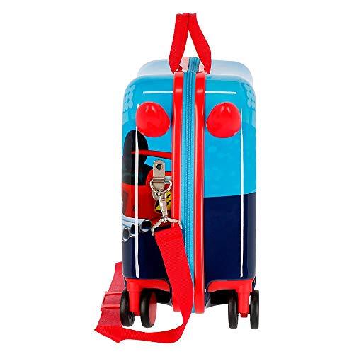 Disney Lets Roll Mickey Kindergepäck 50 centimeters 39 Mehrfarbig (Multicolor) - 2