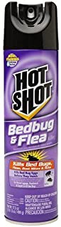 Best hot shot bedbug and flea Reviews