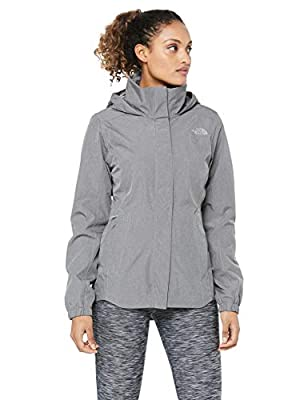 The North Face Women's Resolve Parka II, TNF Medium Grey Heather, Size L by The North Face
