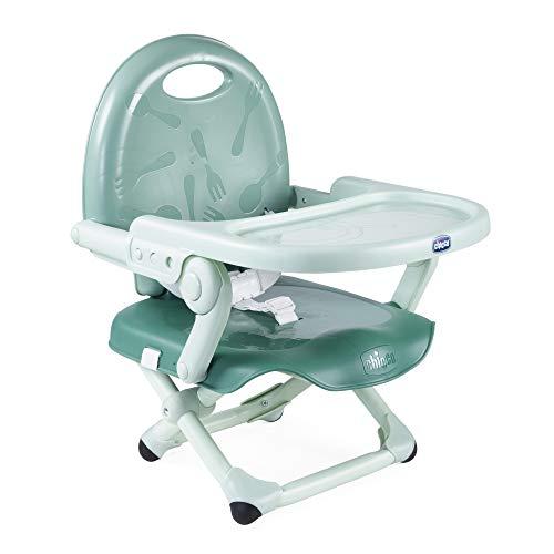 Chicco Pocket Snack Elevador asiento de silla regulable en 3 alturas para...