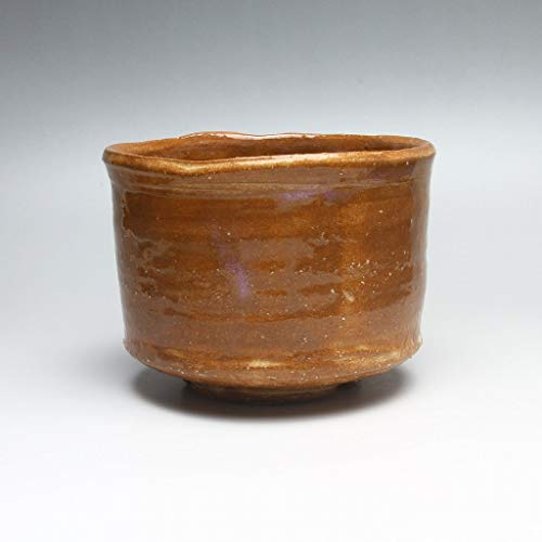 Fantastic Deal! Matchabowl teabowl chawan made by Kazusa Nosaka. Japanese traditional ceramic Hagiwa...