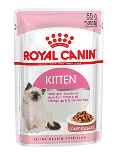 ロイヤルカナンFHN-WETキトン(12ヵ月齢までの子猫用)ウェットパウチ85g×12袋1ケース