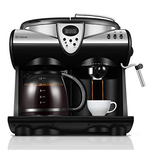 Portable Coffee Maker One Touch to Brew Big capability Keep Warm Quick Brewing Rapid heating Multiple Brew Strength One Touch to Brew Espresso Maker