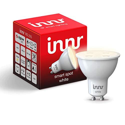Innr GU10 ampoule LED connectée Blanc, compatible avec Philips Hue* & Alexa (hub connecté requis) RS 225