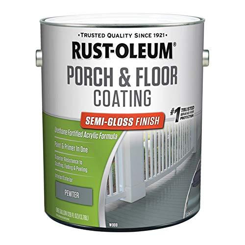 Rust-oleum 320420 Porch & Floor Paint, Gallon