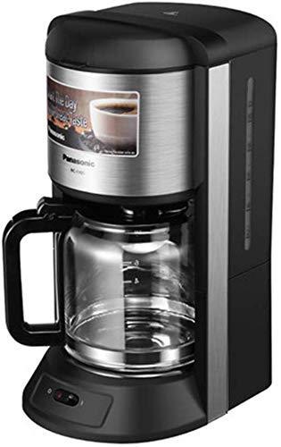 ShiSyan Máquina de café Electrodomésticos hogar Estadounidense Cafetera Goteo de Vapor Cafetera Inicio Pequeñas
