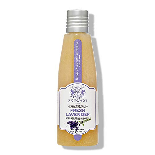 SKIN&CO Fresh Lavender Exfoliating Body Gel