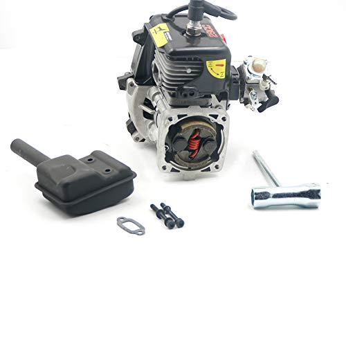 FLMLF XJMRACING 29CC 2 Stroke Gas Engine rc car Gasoline Engine for 1/5 Hpi Baja Lois 5ive-T DBXL FG GoPed (FLXJM29CC)