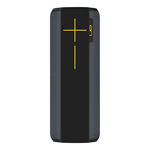 Ultimate Ears Megaboom Altoparlante Wireless Bluetooth, Limited Edition, Impermeabile e Antiurto, Nero (Panther Lite)