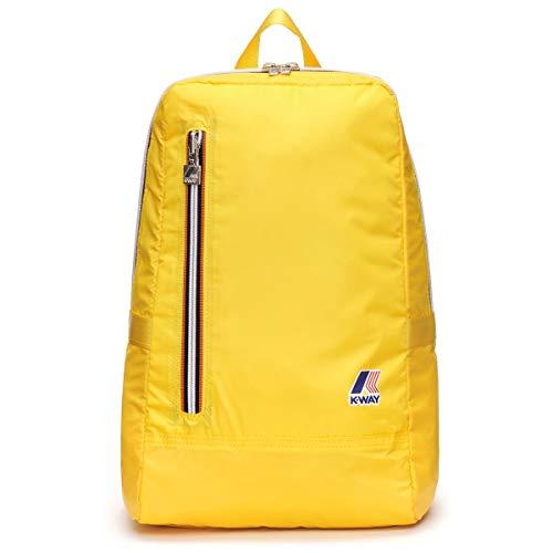 Zaino K-way k-pocket piccolo Yellow