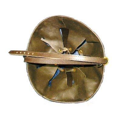 Ledereinlage für Mittelalter Helme / macht Helme bequemer / Syndicate Armoury