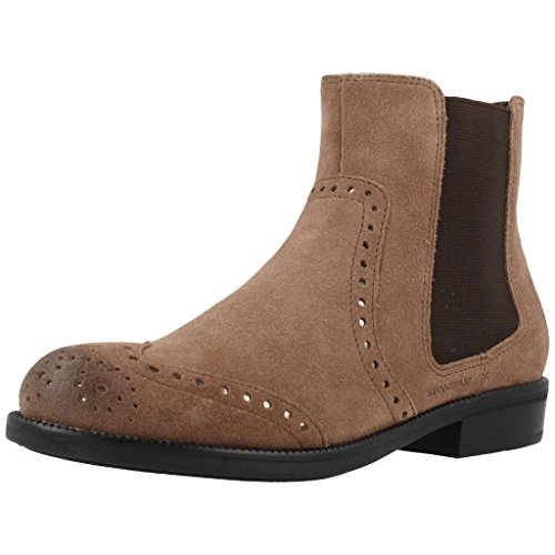 Stonefly Clyde 11 Bottines Boots Femme Marron 37 EU