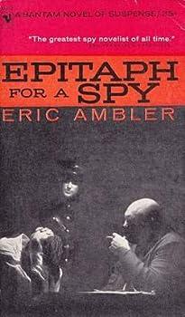 Mass Market Paperback EPITAPH FOR A SPY Book