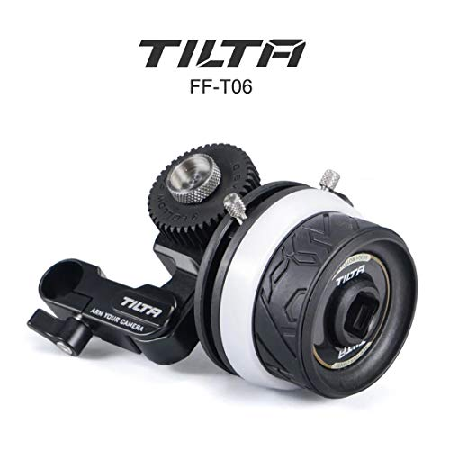 Tilta FF-T06 Tiltaing FF-T06 Mini Follow Focus für DSLR Sony A7 A9 Nikon GH5 GH5s BMPCC 4K 6K Cage Käfig