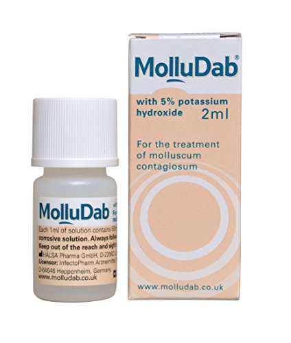 MolluDab Molluscum Solution, 2 ml