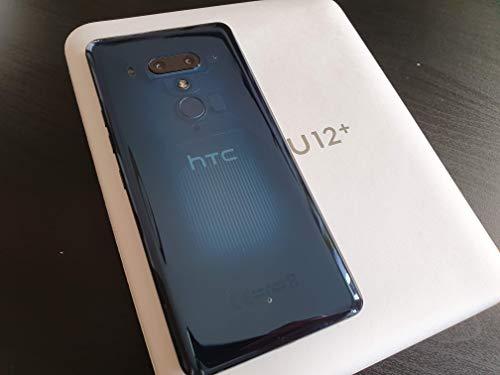"HTC U12+ 6"" Single SIM 4G 6GB 64GB 3500mAh Blue, Transparent - Smartphones (15.2 cm (6""), 64 GB, 12 MP, Android, 8, Blue, Transparent)"