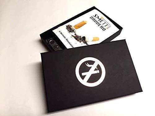 Smetti Davvero Per la prima volta un trattamento naturale che ti permette di smettere di fumare anche se non hai voglia.