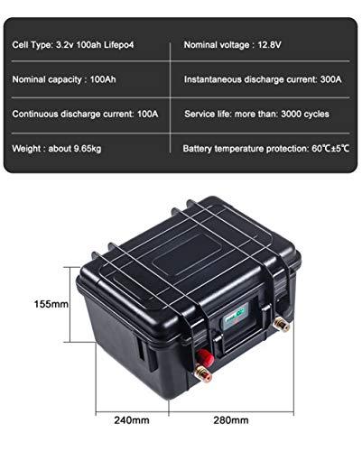Batterie Informationen: Zellentyp, Kapazität, Volt, Gewicht etc.