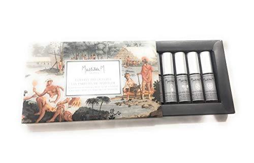 Mathilde M, Coffret Decouvert Les Parfums de Mathilde - 5 vaporisateurs