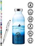 24Bottles Botella Clima 330ml | 500ml | 850ml varios colores 12H Cold 24h Hot 500 ml Escapist