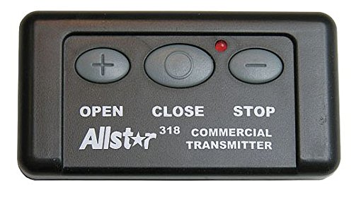 Best Prices! Radio Transmitter, 3 Channel, Black