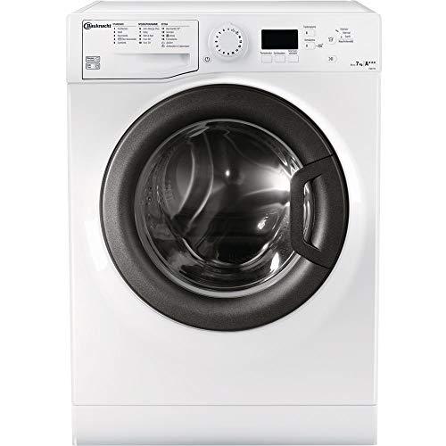 Bauknecht FWM 7F4 Waschmaschine Frontlader / 1400 rpm / 7 kilograms
