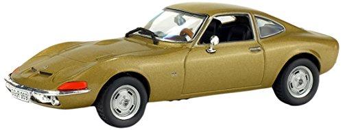 Solido 421436350 Opel GT, 1968, Die-Cast, modelauto, miniatuurauto, 1:43