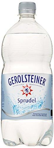 Gerolsteiner Sprudel Pet, 6er Pack, Einweg (6 x 1 l)