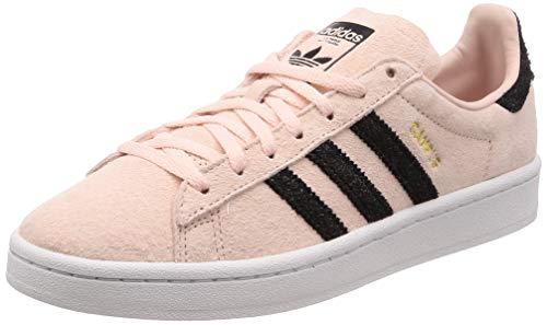 adidas Campus W, Chaussures de Fitness Femme, Rose (Roshel/Negbás/Balcri 000), 37 1/3 EU