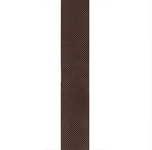 TKPOLD 2021, Banda de Bucle de Milanesa para Apple Watch Series 6 SE 40mm 44mm Banda Correa de Acero Inoxidable Correa Correa para iWatch 5 4 3 2 38mm 42mm