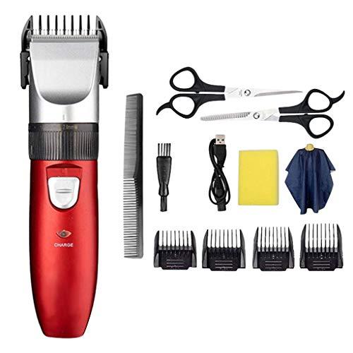 Haarschneidermaschine Profi, Haarschneider Herren Elektrisch, Bartschneider, Augenbrauen Rasier Haarschneider Herren Elektrisch Hairtrimmer Präzisionstrimmer