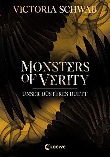 Monsters of Verity (Band 2) - Unser düsteres Duett: Dark Urban Fantasy ab 14 Jahre (German Edition)