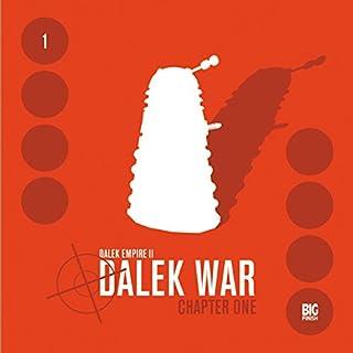 Dalek Empire 2 - Dalek War, Chapter 1 cover art