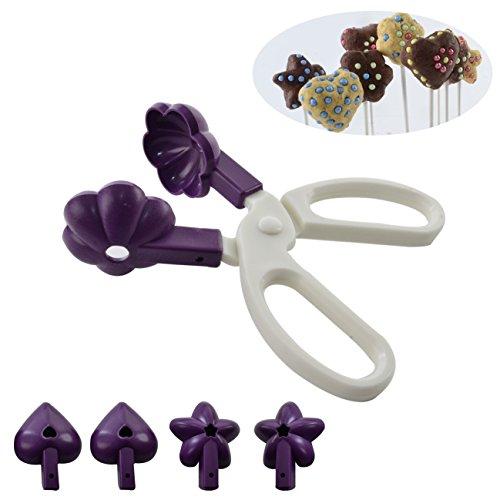 Cake Pops Maker 3in 1Form Formen Kit Set–sehr original Geschenk-Set -