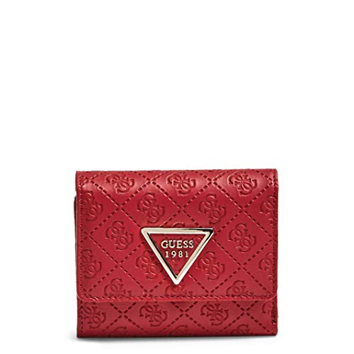 Guess Kamryn SWSD66 91430 RED Damen Geldbörse