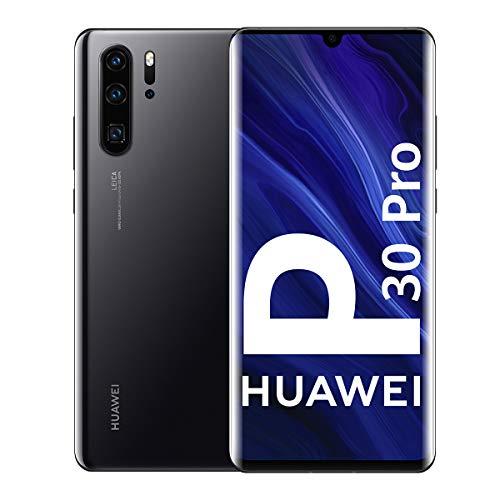 Huawei P30 Pro - Smartphone 256GB, 8GB RAM, Dual Sim, Black