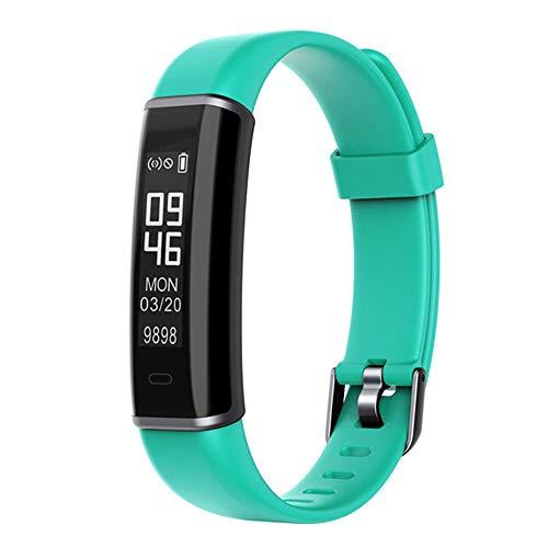 Bluetooth Slimme Armband Wekker Inkomend Gesprek Anti-Verloren Herinnering Multifunctioneel Stappenteller Sporthorloge