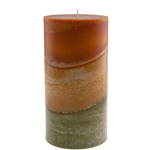 Wicks N More Autumn Leaves Scented Candles (3x6 Pillar)