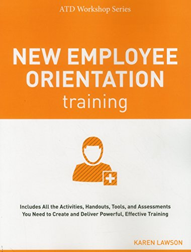 Compare Textbook Prices for New Employee Orientation Training  ISBN 9781562869700 by Lawson, Karen