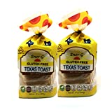 Texas Toast Gluten Free Bread by Ener-G | Vegan Sliced Bread Loaf | Low-Protein, Non-GMO, Kosher | Double Pack-16 oz/ 12 Slice Loaf