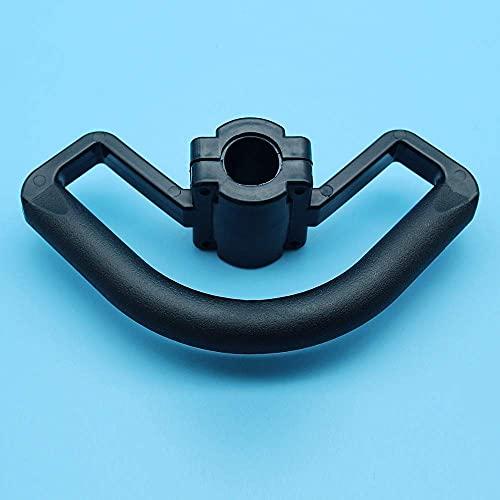 Conjunto de soporte de manija de eje de bucle compatible con Honda GX35 35cc Motor String Trimmer Cortador de cepillo Piezas de repuesto