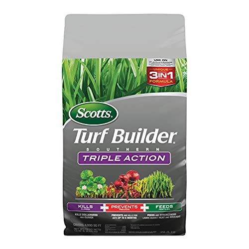 Scotts Turf Builder Southern Triple Action - 4,000 sq. ft.,...