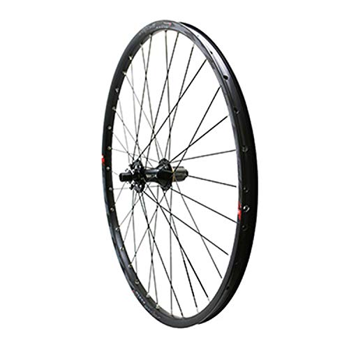 Roue VTT KLIXX Boost All Mountain Disc 6TROUS Arriere Noir A RouleMENTS Pour Shimano-SRAM 11-10 V (Tubeless et Tubetype) 6 Trous Axe TRAVERSANT 12-148 - JANTE Largeur EXTER 29 mm Inter 23 mm