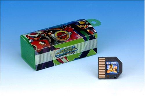 Megaman Battle Network Rockman EXE Beast Schlacht Chip Fall 3